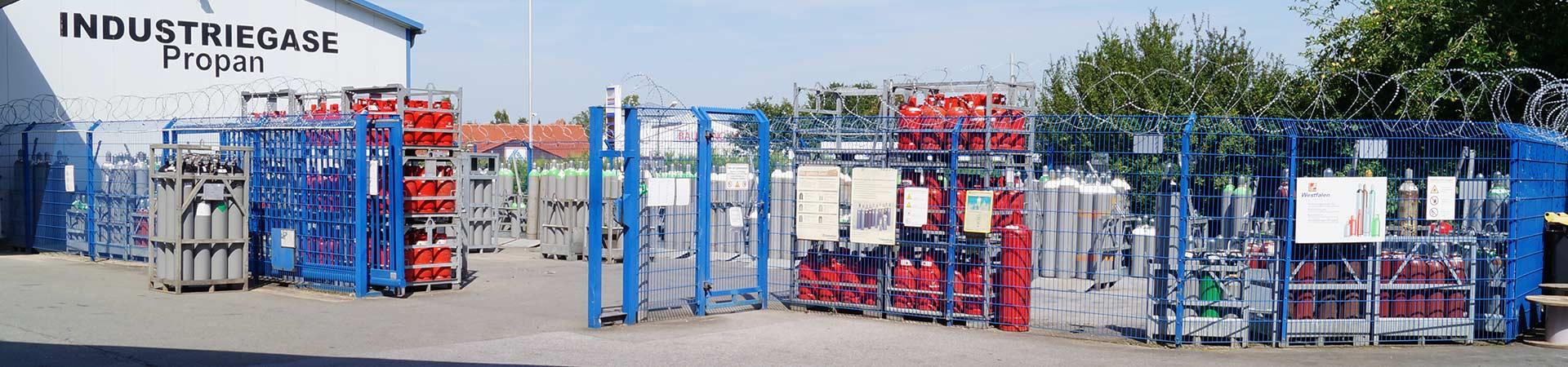 Gas kaufen bei der Rokossa GmbH